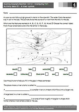 geography worksheets | geography worksheets for kids | teaching geography