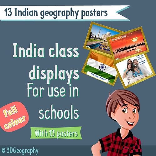 India class display