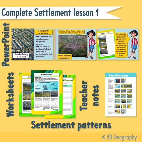 Settlement Complete lesson 1