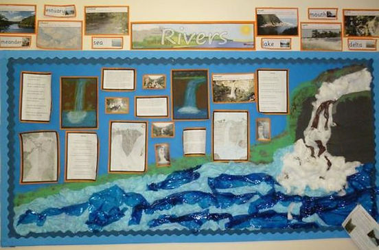 class display ideas
