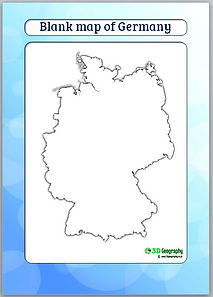 blank map germany | blank map of germany | outline map germany