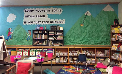 creative classroom displays