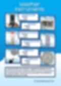 weather instruments worksheets