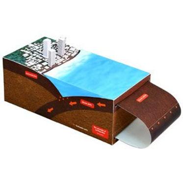 build an earthquake | earthquake model for kids | earthquake science project | earthquake project for kids