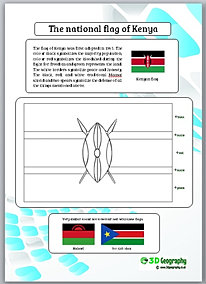 Kenya Worksheets For Use In Schools Free To Download And