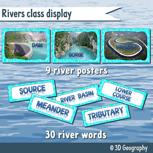 Rivers class display