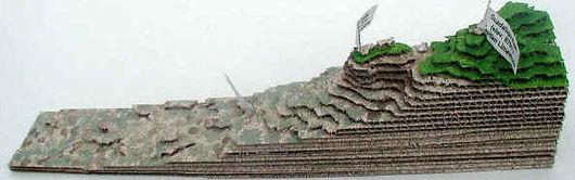 mountain model