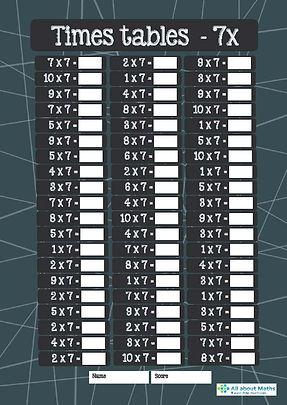 calculations worksheet | year 4 maths worksheet