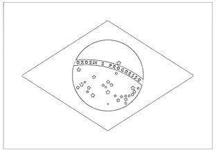 colour in flag of brazil free download