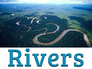 KS2 Geography | KS3 Geography | Geography for kids | river facts| geography topics