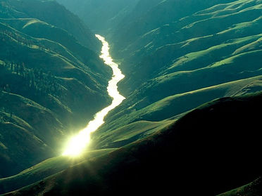 river facts - A beautiful river