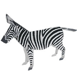 make an animal | model animal | 3d paper model | 3d model animal