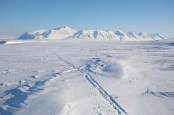 Sparsely populated - Antarctica