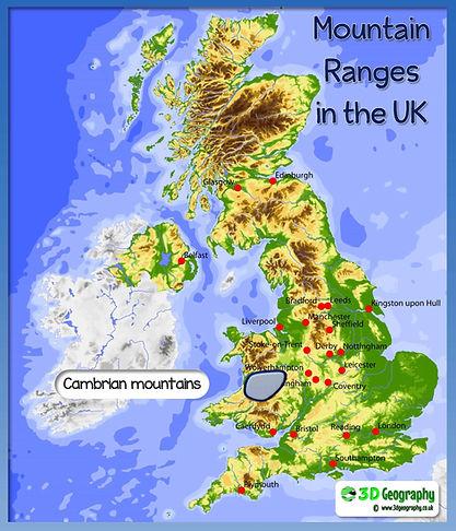 list of mountain animals