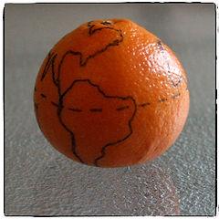 create a globe