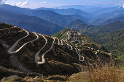 Old Silk Route, Sikkim