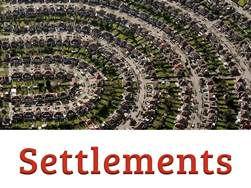 Settlement Geography   KS2 Geography   KS3 Geography