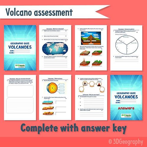 Volcano assessment