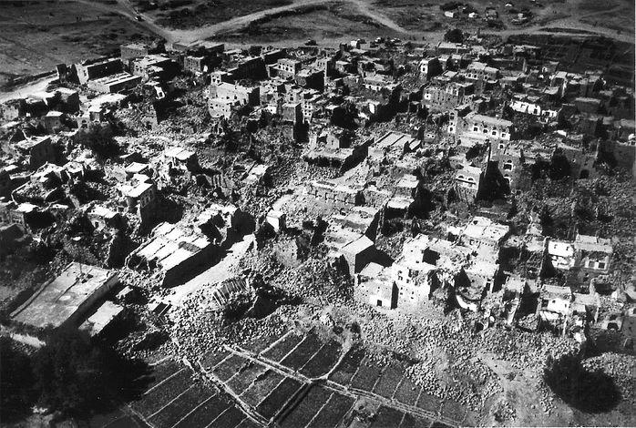 earthquake picture