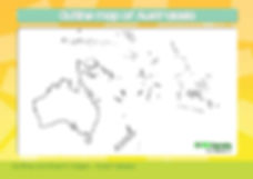 outline map of asia | blank map of asia