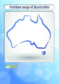 blank map of australia | australia map pdf | australia map for kids