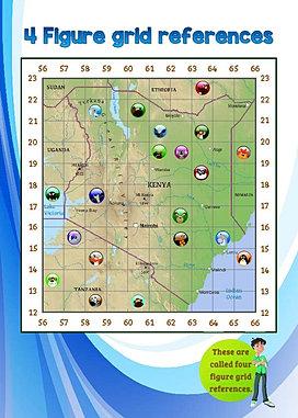 Map skills worksheets kenya worksheets geography of kenya geography worksheets map reading map worksheets gumiabroncs Choice Image