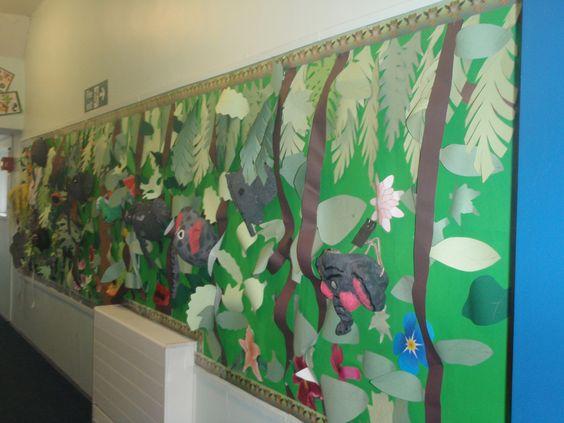 class displays rainforest 11