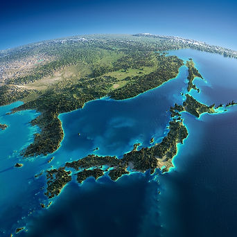 Geography of Japan | the mountainous archipelago | about japan for kids | info on japan for kids