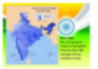 average india rainfall | indian rainfall choropleth map