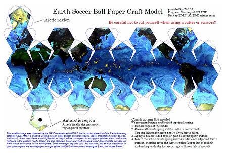 how to make a globe | create a globe | making a globe | make your own globe |