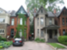 A typical canadian house