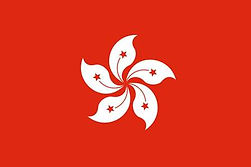 geography for kids  | flag of hong kong
