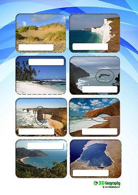 coastal erosion worksheet