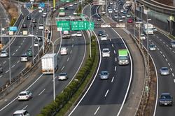 Crowded roads - Tokyo