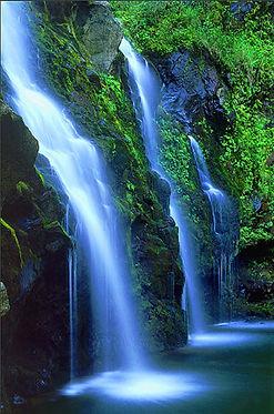 beautiful waterfall | facts about waterfalls
