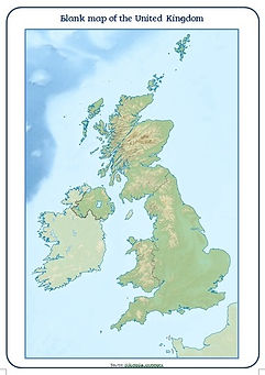 Country outline maps