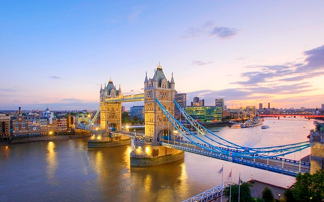 Tower bridge | Geography of England for kids