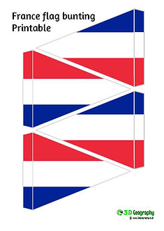photo relating to Printable Flags named Printable flag bunting