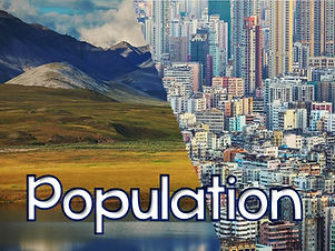 population Geography | geography topics