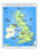 UK map with major cities | UK map for kids | map of england for kids | maps of countries