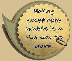 Make a geography model today | make a volcano model | geography project