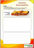 drawing and labelling plate boundary diagrams worksheet