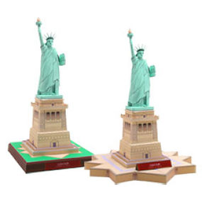 USA themed model making for kids
