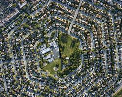 Urban Sprawl in California