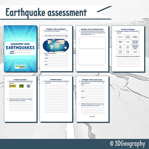 Earthquake assessment
