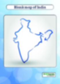 blank map of india | india map pdf | india map for kids