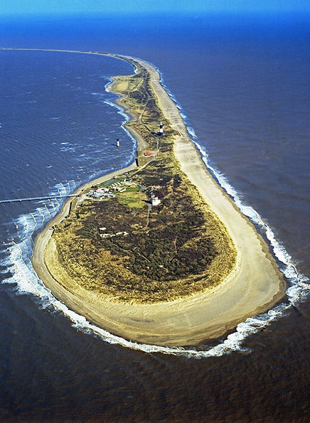 Coastal geography | coastal spit | coast pictures | coastal images | coastline images | coastal features