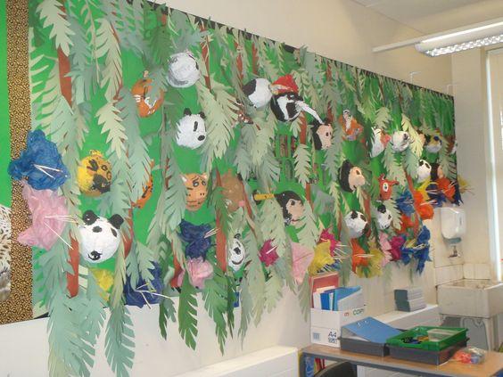class displays rainforest 10