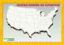 usa states map | usa map states
