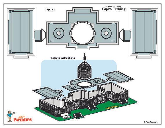 Model capital building